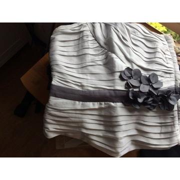 Gorset H&M 36 odsłonięte ramiona