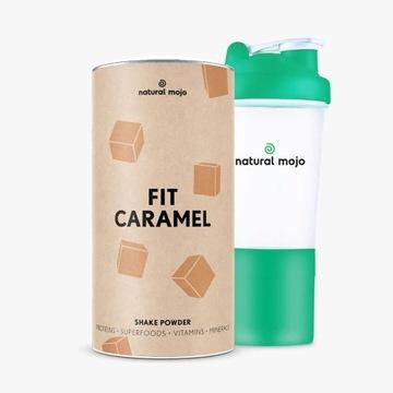 Promocja!! Caramel plus szejk Natural Mojo 500g