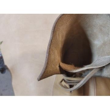 Buty rycerskie średniowieczne