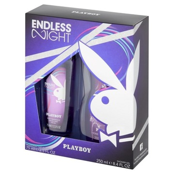 PLAYBOY ENDLESS NIGHT FOR HER PERFUMY ŻEL TANIO!!!