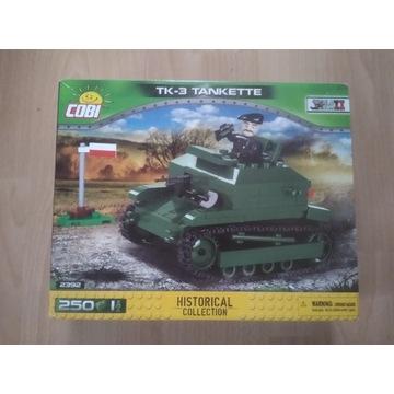Klocki Cobi 2392 Polska tankietka TK-3
