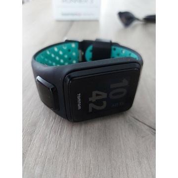 Zegarek TomTom Runner 3 Cardio + dodatkowy pasek