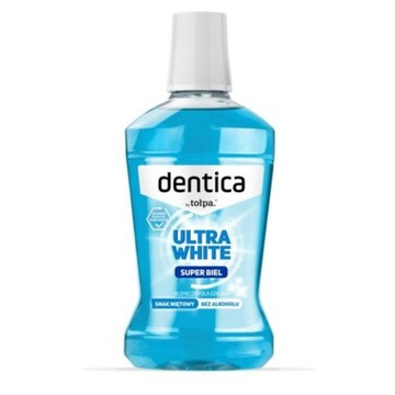 Dentica by Tołpa ultra white płukanka