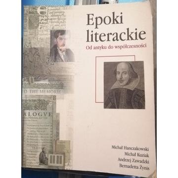 Epoki literackie od antyku do współczesności