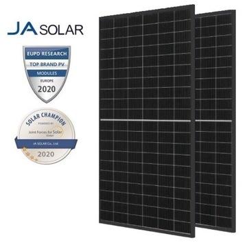 JA SOLAR JAM60S20-HC MONO 385W MR Czarna rama