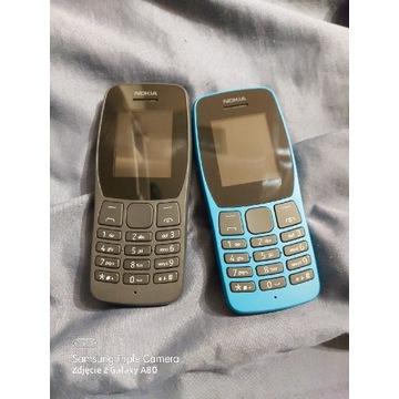 Nokia 110 dual sim jak nowe pudełka