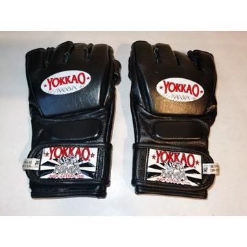 Rękawice MMA firmy Yokkao rozmiar XL