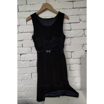 Przepiękna sukienka MINI S/M