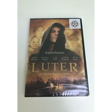 Luter -  On zmienił świat na zawsze Film DVD