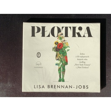 Lisa Brennan - Jobs - Płotka - audiobook