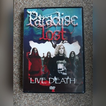 Paradise Lost - Live Death / DVD