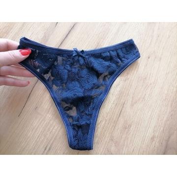 majtki damskie stringi noszone używane fetysz