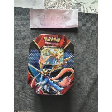Pokemon TCG: ZACIAN V TIN , BCM
