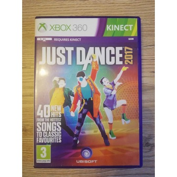 Just Dance 2017 Kinect Xbox 360