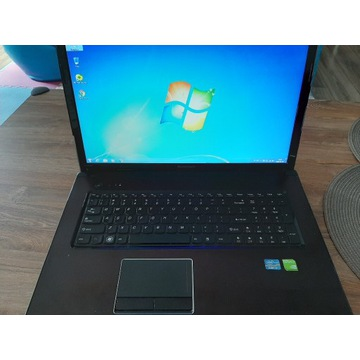 Laptop Lenovo G780 i7 GeForce 635m 12gb RAM SSD