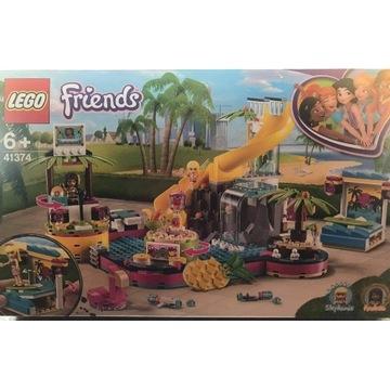 Sprzedam fajne nowe Lego Friends basenie 41374