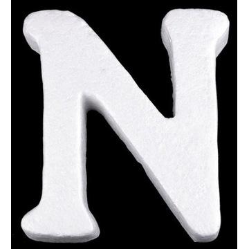 Litera 3D styropian