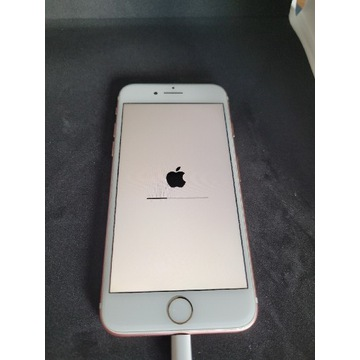 Iphone7 128gb różowozloty