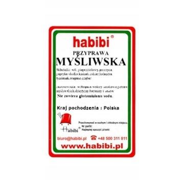 habibi PRZYPRAWA MYŚLIWSKA 125g