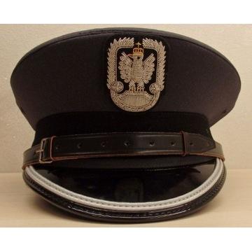 Czapka garnizonowa oficera młodszego SP rozm. 56
