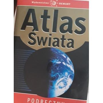Atlas  świata (podręczny)