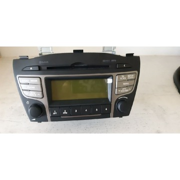 Radio Hyundai ix35 - stan idealny