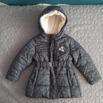 Kurtka dziewczęca zimowa Topolino r. 98 NOWA