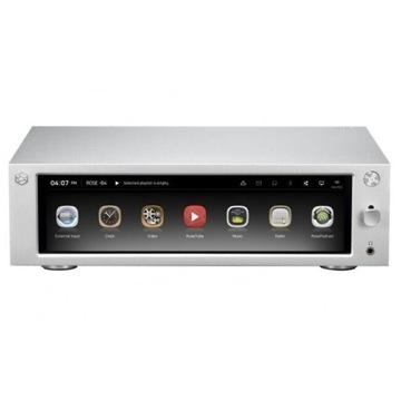 Odtwarzacz sieciowy all in one Rose RS201 MQA DSD