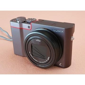 Zestaw - aparat cyfrowy Panasonic TZ100