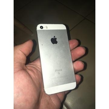 iPhone SE uszk. Na części