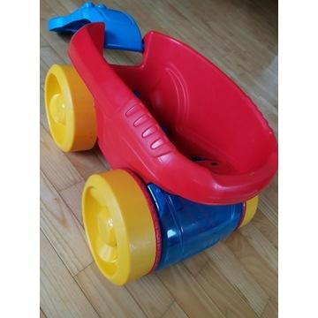 Wózek MEGA BLOKS (zbierający klocki.)