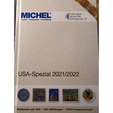 USA Spezial 2021/2020 Michel katalog znaczków
