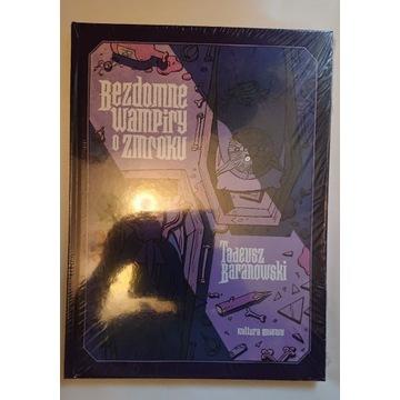 Bezdomne wampiry o zmroku baranowski folia