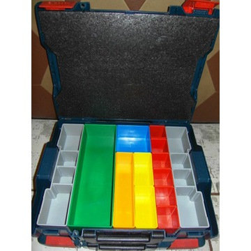 Bosch L boxx 102 organizer 13 Nowego typu SORTIMO