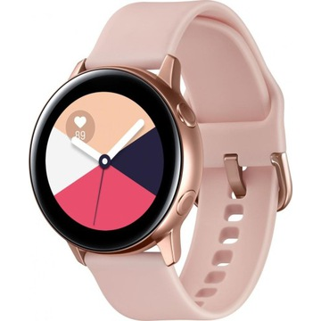 Samsung Galaxy Watch Active R500 różowy PL FV23%