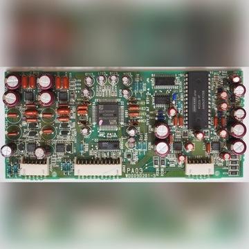 DAC/ADC elementy projektu przetwornika audio
