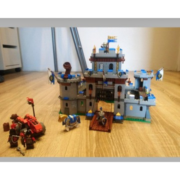 UNIKAT Lego Castle 2013 King's Castle 70404