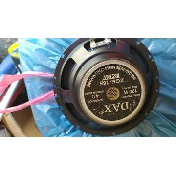 Głośniki DAX ZGE165 120 Watt