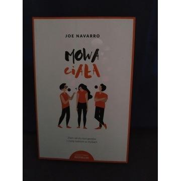 Joe Navarro Mowa ciała