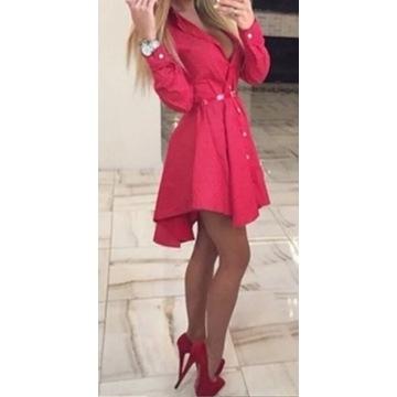 Bluzka, piżama, sukienka L nowa