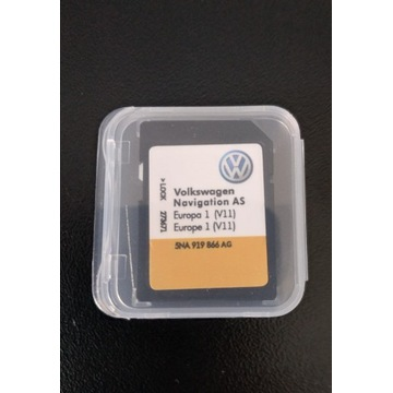 MAPY EUROPY SD VW AS V11 2020 PASSAT GOLF POLO