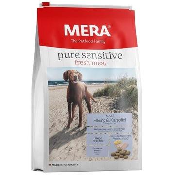 Karma dla psa alergika Mera ze śledziem 12,5 kg