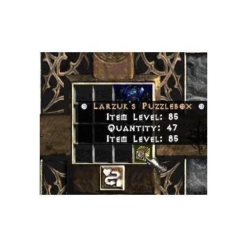 Larzuk's Puzzlebox Project Diablo 2 PD2 Softcore