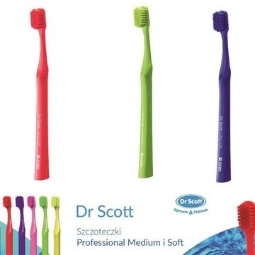 Szczoteczka do zębów Curaprox UltraSoft DrScott PR