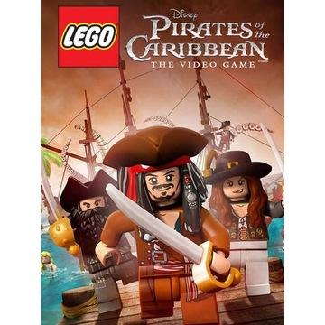 Lego: Piraci z Karaibów  Klucz Steam PL