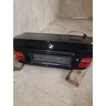 Klapa bagażnika bmw e46 sport coupe m-pakiet