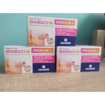 Mama DHA premium + 3 opakowania