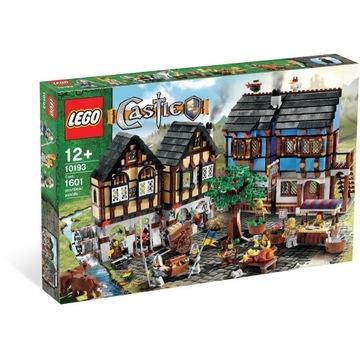 LEGO 10193 Rynek wiejski / Medieval Market NOWY