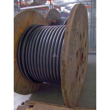 Przewód instalacyjny H07V-K (LgY) 185 czarny 47mb