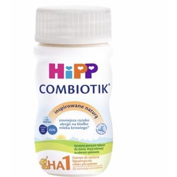 Mleko początkowe hipoalerg. Hipp HA 90 ml 12 szt